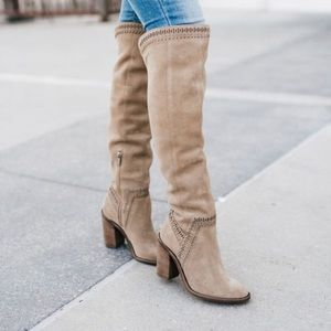 ✨HOST PICK✨ Vince Camuto Suede Over-the-Knee Boots